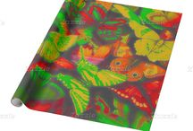 Wrapping Paper - amazing gifts / wonderful,amazing Wrapping Paper