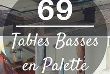 meuble palette