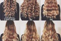 włosy curle