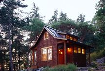 Cabins / Places I would live if I could