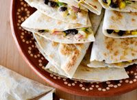 Quesadilla Party / by Laura Saye