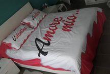 Biancheria da letto -  linea golosa / Personalizza la tua camera da letto con la nostra nuova linea Golosa!  Puoi acquistare uno dei nostri Copripiumini o una delle nostre Lenzuola! Scegli il prodotto che preferisci!