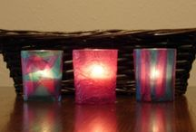 candle crafts