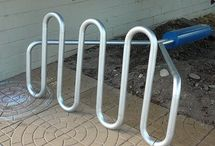 Bike Racks / by Fortified Bicycle Alliance