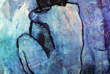 Les nus par Picasso