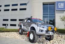 ISUZU KB6 MASCOT SUMO / ISUZU KB6 - GO BIG OR GO HOME!