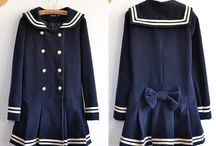 Loli Sailor Skirt