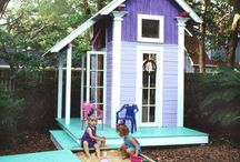 Outdoor Spaces 4 The Kids / by Terri Faucett
