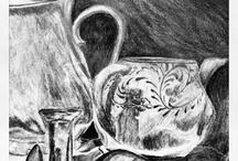 Drawings by 3ichael 7ambert