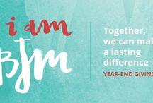 I Am BJM Year End Campaign 2015
