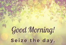 ° GOOD MORNING°
