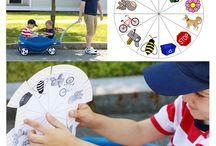 Kids activities - outdoors