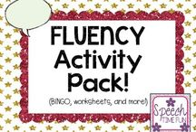 Fluency (stuttering) / Resources and games for treating stuttering