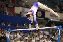 女子器械体操選手