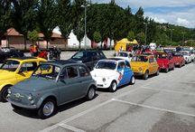 19° Raduno Fiat 500, dal 1957 ad oggi / Raduno Fiat 500 a Thiene