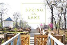 Lake House: Carlton Landing / by Pencil Shavings Studio