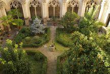Klosterträdgård