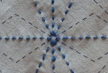 Embroidery- SASHIKO / FEEL FREE TO PIN AS MANY OF THESE PINS AS YOU LIKE, and without feeling obliged to follow the board too! GO FOR IT, RELAX, ENJOY.