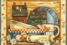 mutfak desenleri
