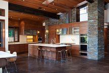 Modern Lodge Style / by Modwalls Tile