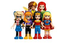 DC Super Hero Girls Lego Party