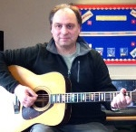 Guitar Lessons / Pictures and videos from my guitar lesson