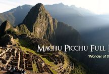 {Machu Pichu} / Travel dreams, organized! / by Sarah Anne