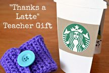 Teacher gifts / by Tamsin