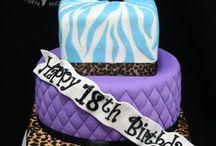 Birthday ideas♥♡ / by Ashley Neal