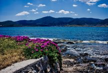 Beautiful Greece /   / by April Schroder