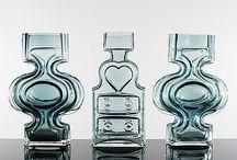 Suomalainen muotoilu, lasi ja astiat