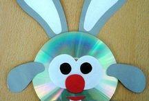 Animaux avec CD