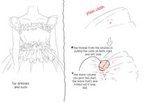 How to draw:dresses