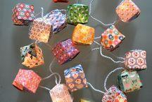 Kubs origamis