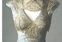 Costumes & traditional clothing / Haute couture, costumes (fantasy, traditional), headpieces, fabric manipulation AND MORE.