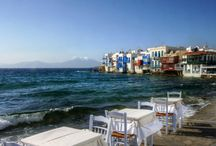 Greece - The Island of Mykonos / #Greece#  #Greek islands# #Mykonos#