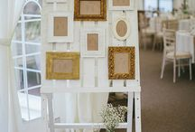 Wedding Table Plan Inspiration / Wedding table inspiration using our props