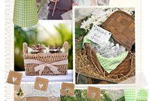 picnic/bbq decorations