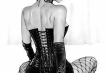 Erotic  and Fetish style Corsets