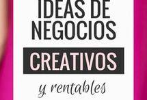 Ideas  negocio s.