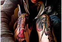 Tattooed & Pierce / by Jennifer Michelle
