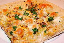 Pizzateige