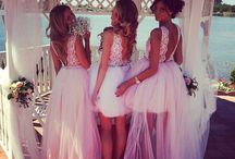 bridal  party / by erica