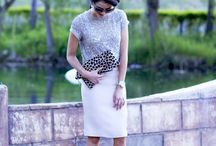 TRÉS CHIC - Style / Gorgeous outfits to inspire us.