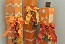 decoraciones de madera