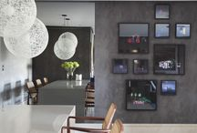 Sala de estar / Home Office / Sala de Tv