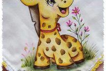 Pintura e Riscos Girafa