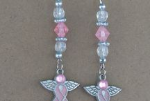 Causes Jewelry For Sale / This is the jewelry I make and sell to support Breast Cancer Awareness.