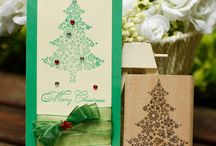 Stamping ideas / Ideas for making cards with rubber stamps.