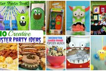 monster birthday / by Jessica Spears